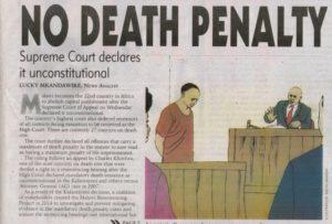 death sentence 1